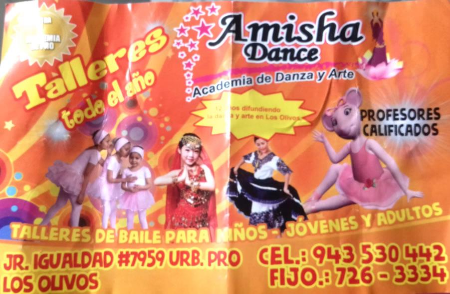dc8f897c119f Talleres de Baile para Niños, Jóvenes y Adultos. - netlima.com